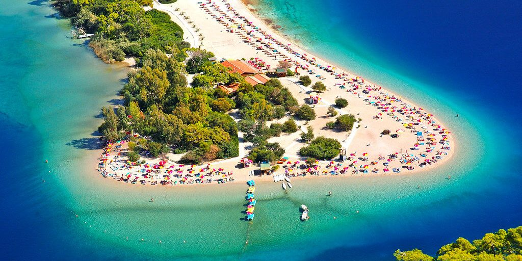 Most Famous Fethiye Beaches and Bays